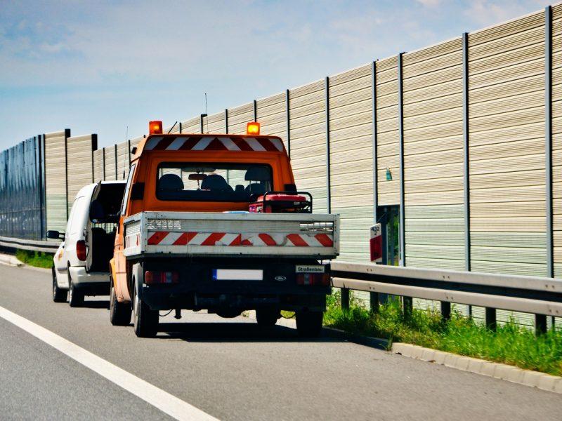 Pomoc drogowa – kiedy możesz na nią liczyć?