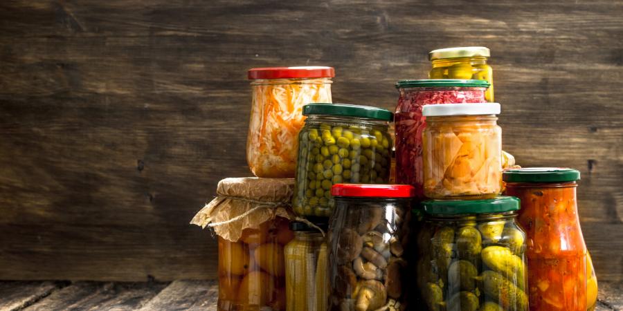 Zdrowie i smaczne przetwory realizowane z wykorzystaniem tradycyjnych receptur