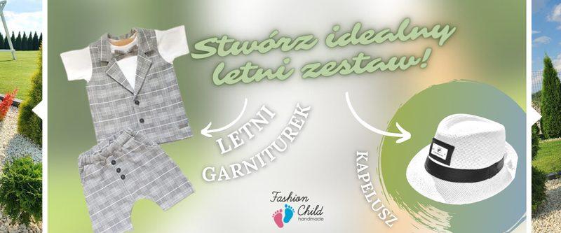Chłopięce garnitury dla dzieci na specjalne okazje